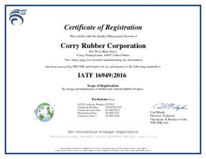 thumbnail of Certificate IATF_16949