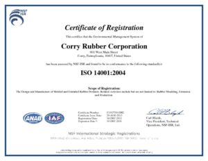 thumbnail of Certificate ISO 14001